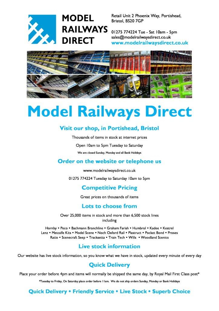 Model Railways Direct